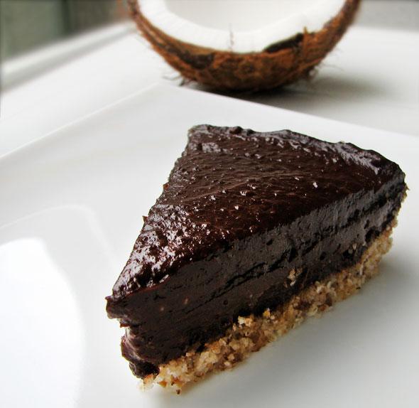 Čokoslastna pita