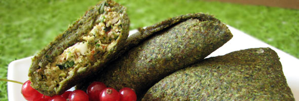 Samosa - zelenjavni zavitki