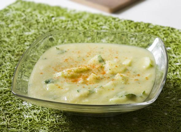 Kumarična juha