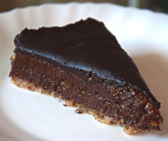 Presna Sacher torta