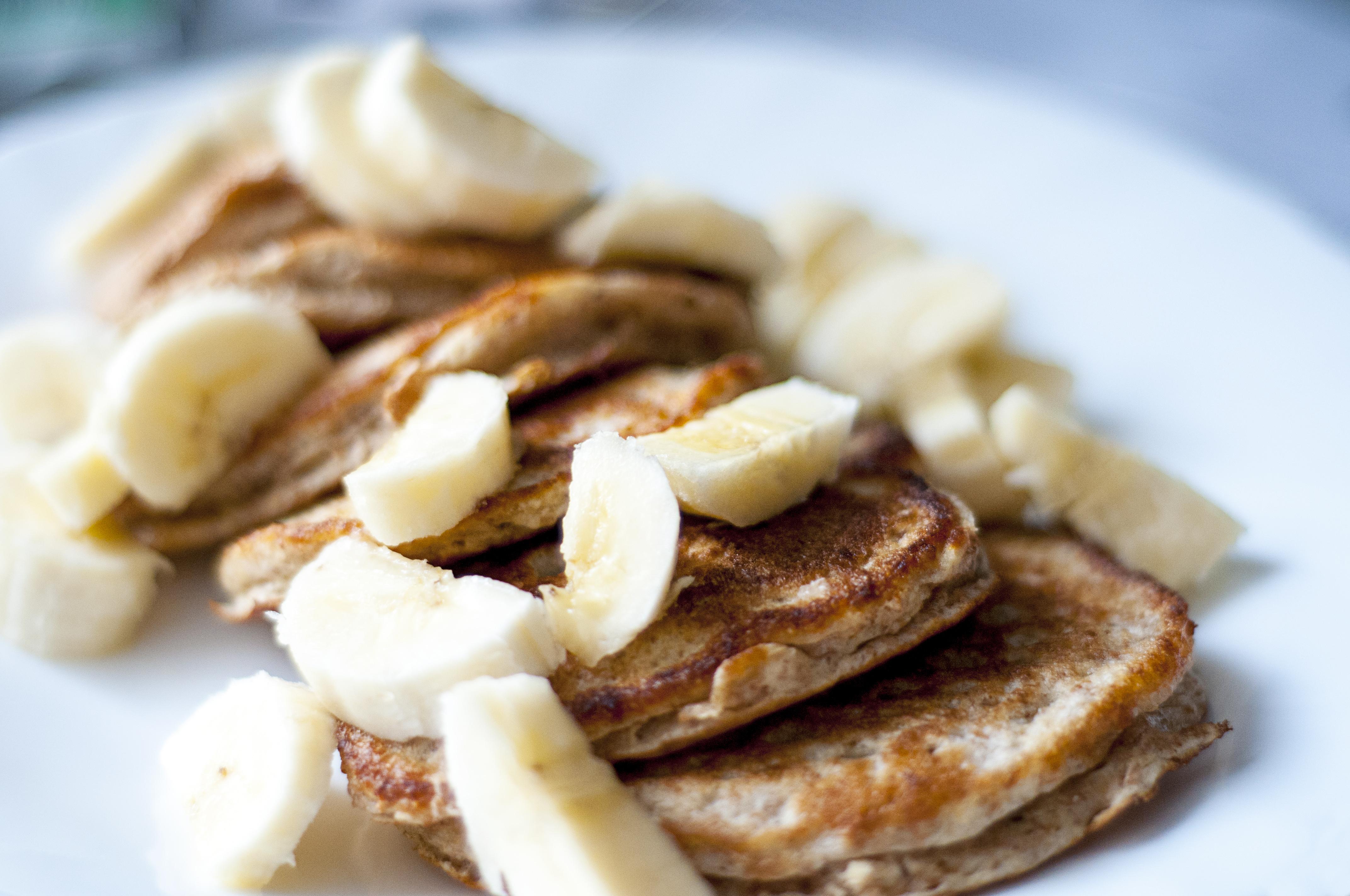 Bananine palačinke